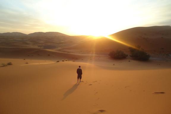 1 Samuel 24&25 | David: Beware of the desert places